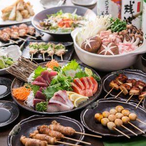 すみやきや串陣 福生店のコース